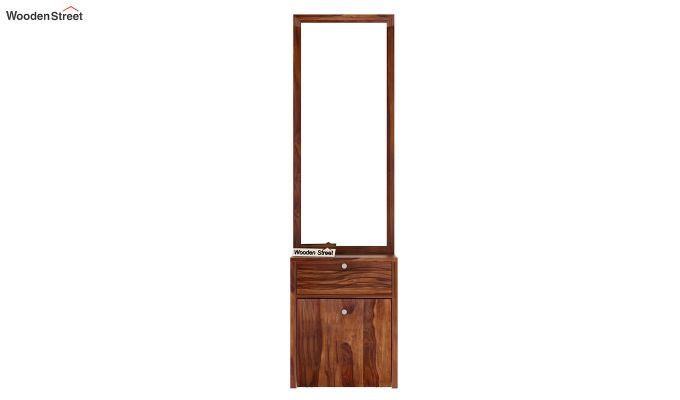 Franklin Dressing Table (Teak Finish)-5