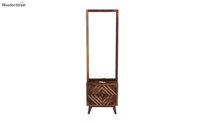 Horton Dressing Table (Teak Finish)-3