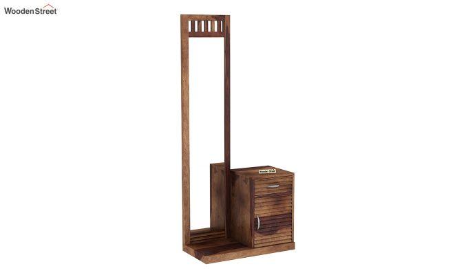 Javert Dressing Table (Teak Finish)-2