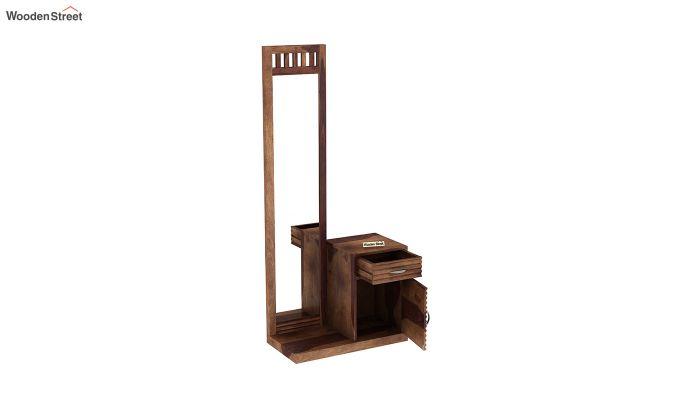 Javert Dressing Table (Teak Finish)-4
