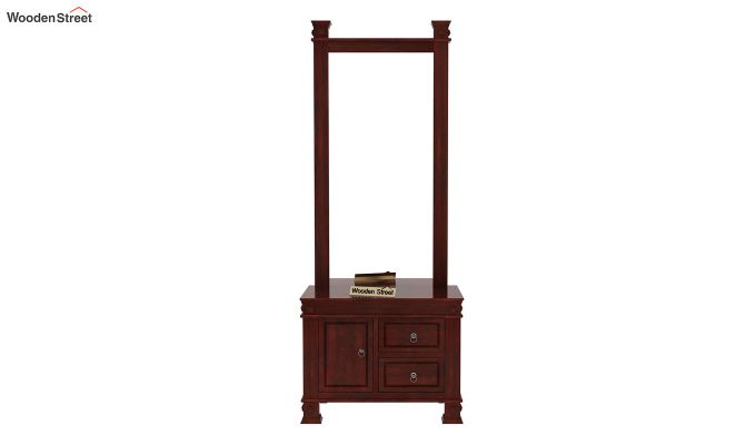 Kingsley Dressing Table (Mahogany Finish)-4