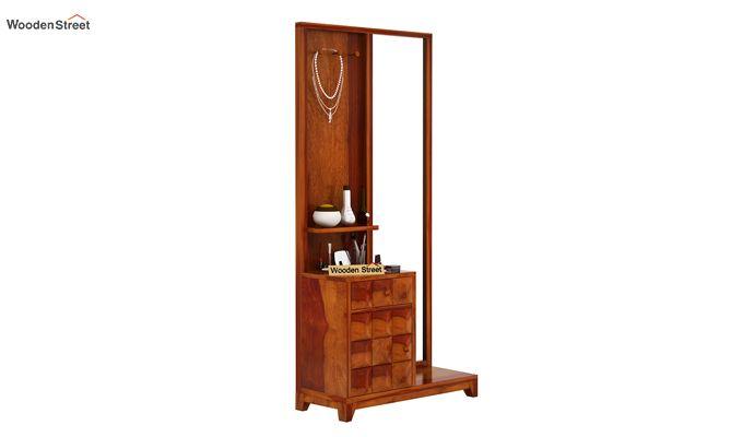 Morse Dressing Table (Honey Finish)-2