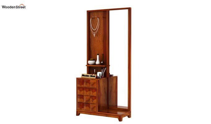 Morse Dressing Table (Honey Finish)-5