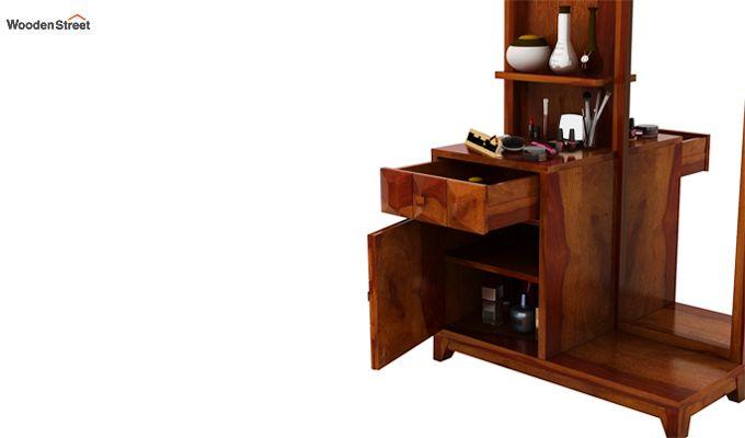 Morse Dressing Table (Honey Finish)-6
