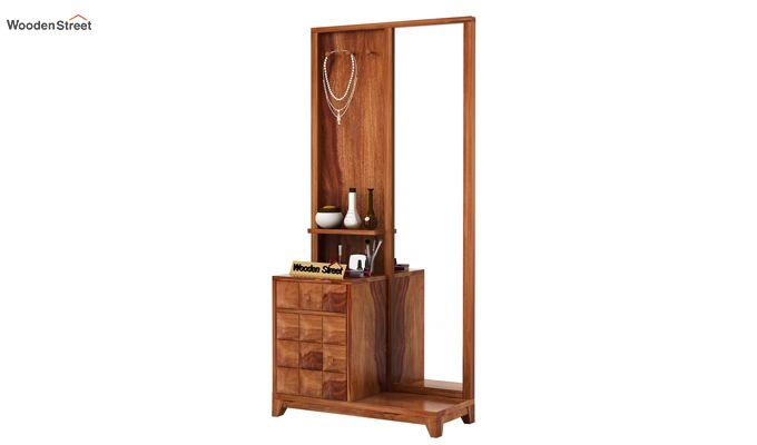 Morse Dressing Table (Teak Finish)-3