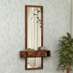 Morse Wall Mounted Dressing Table