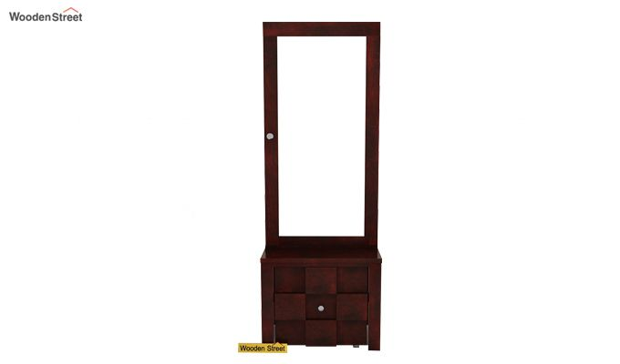 Travis Dressing Table (Mahogany Finish)-2