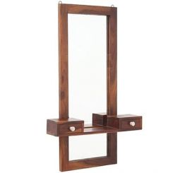 Zanter Dressing Unit (Teak Finish)