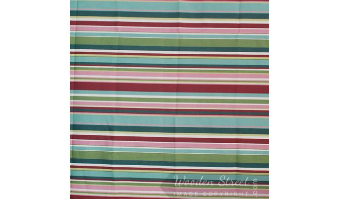 Striped Candy Door Curtain (84 x 48 inch- Set of 2)-2