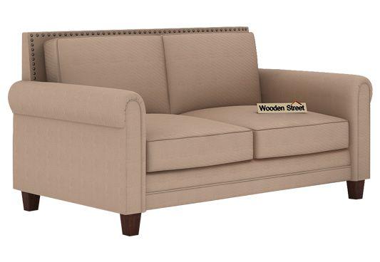 Aldean 2 Seater sofa set Cream