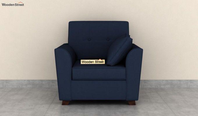 Archerd 2 Seater Sofa (Fabric, Indigo Ink)-6