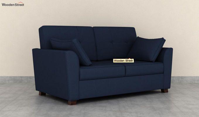 Archerd 2 Seater Sofa (Fabric, Indigo Ink)-1