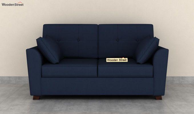 Archerd 2 Seater Sofa (Fabric, Indigo Ink)-3