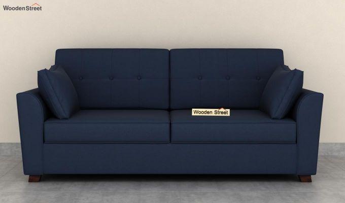 Archerd 2 Seater Sofa (Fabric, Indigo Ink)-8