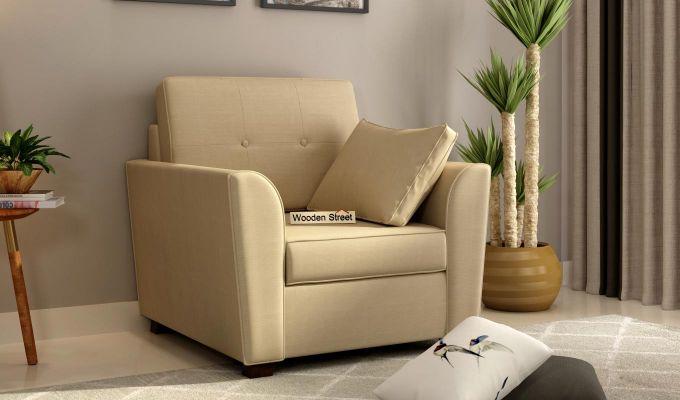 Archerd 2 Seater Sofa (Fabric, Irish Cream)-5