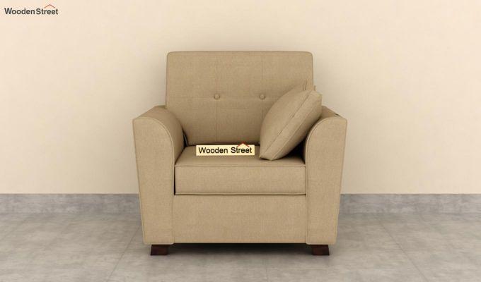 Archerd 2 Seater Sofa (Fabric, Irish Cream)-6