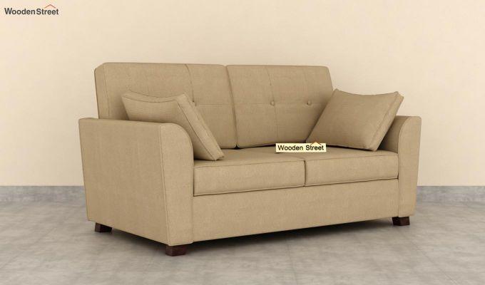Archerd 2 Seater Sofa (Fabric, Irish Cream)-2