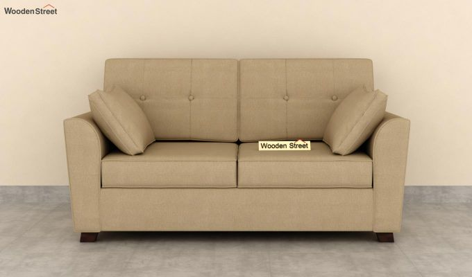 Archerd 2 Seater Sofa (Fabric, Irish Cream)-3