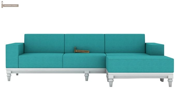 Ayres Fabric Sofa Set (Electric Turquoise)-9