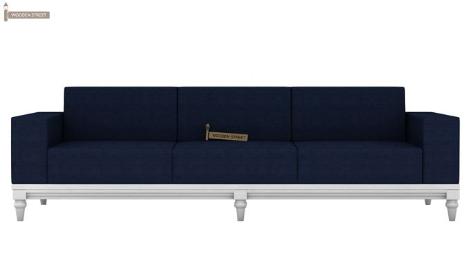 Ayres 3 Seater Fabric Sofa (Indigo Ink)-2