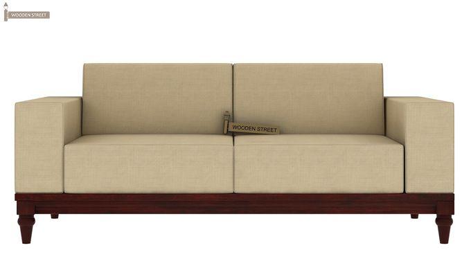 Ayres 2 Seater Fabric Sofa (Irish Cream)-1