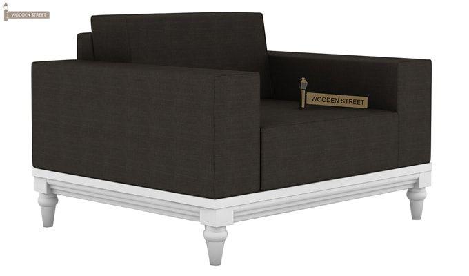 Ayres 2 Seater Fabric Sofa (Steel Grey)-3