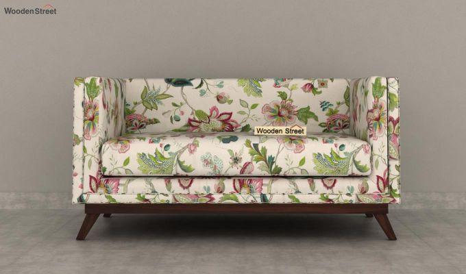 Berlin 2 Seater Sofa (Fabric, Rose Vineyard)-4