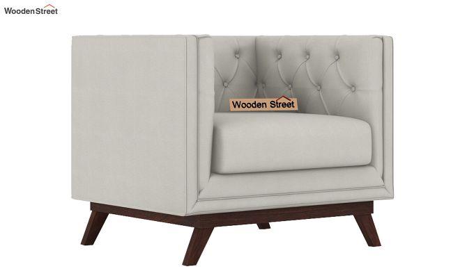Berlin 2 Seater Sofa (Fabric, Ivory Nude)-3