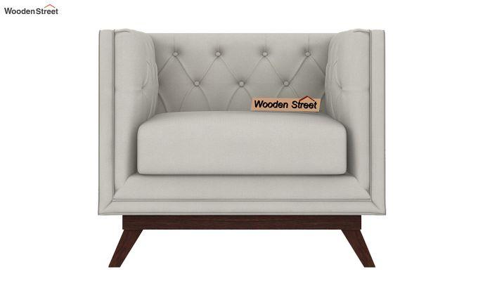 Berlin 2 Seater Sofa (Fabric, Ivory Nude)-4