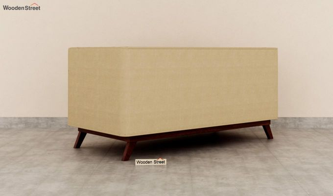 Berlin 2 Seater Sofa (Fabric, Irish Cream)-4