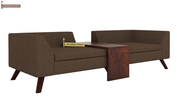 Christoph Fabric Sofa Set (Classic Brown)-3