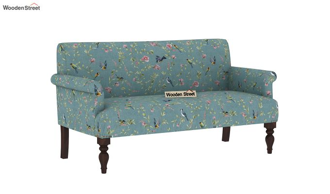 Foley 2 Seater Sofa (Linen, Bubble Robins)-2