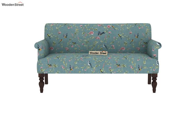 Foley 2 Seater Sofa (Linen, Bubble Robins)-3