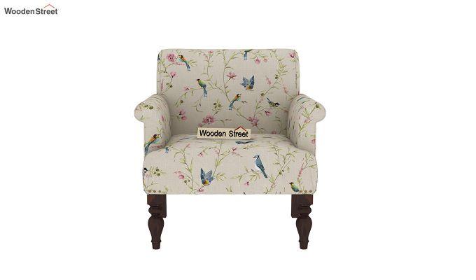 Foley 2 Seater Sofa (Linen, Cream Robins)-5