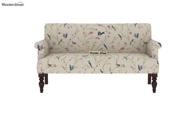 Foley 2 Seater Sofa (Linen, Cream Robins)-3