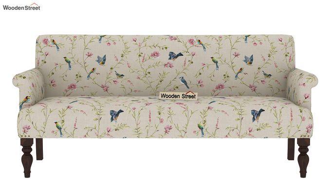 Foley 2 Seater Sofa (Linen, Cream Robins)-7