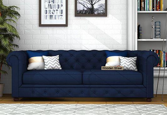 Henry chesterfield Sofa Set Mumbai Delhi Jaipur