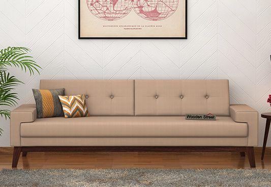 Richie 3 Seater sofa set Ivory