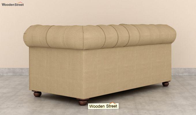Henry 2 Seater Sofa (Fabric, Irish Cream)-4