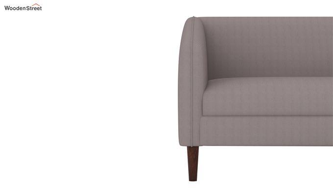 Letcher 3 Seater Sofa (Fabric, Warm Grey)-3