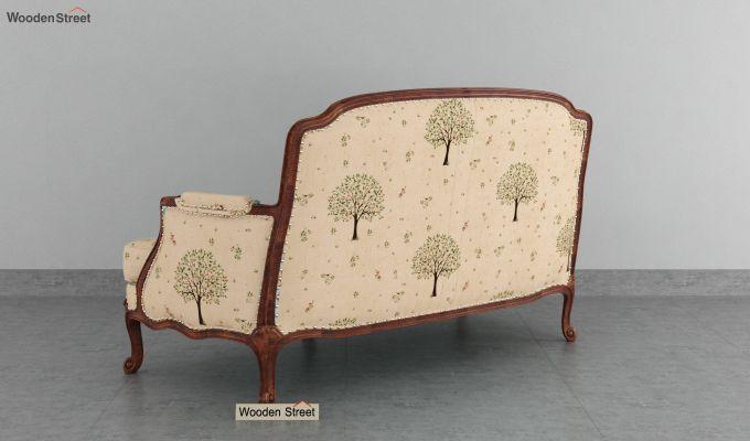 Margret 2 Seater Sofa (Linen, Beige Pomme)-4