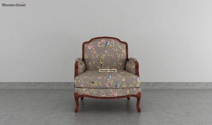 Margret 2 Seater Sofa (Linen, Grey Robins)-6