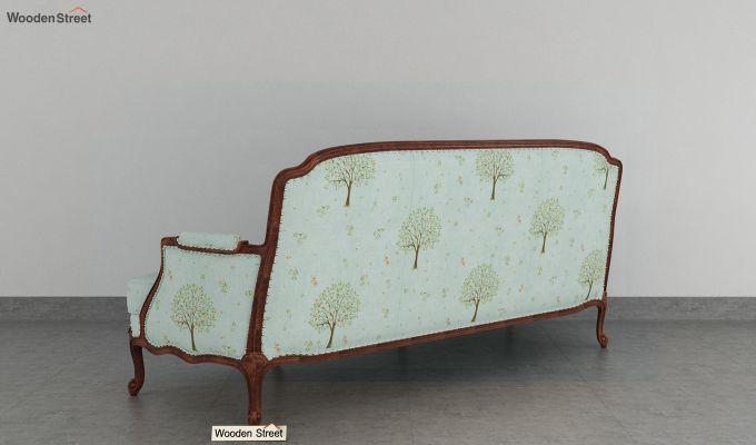 Margret 3 Seater Sofa (Linen, Teal Pomme)-4