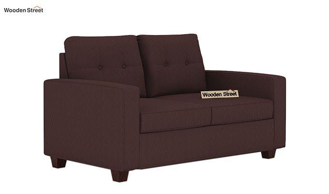 Nicolas 2 Seater Sofa (Classic Brown)-1