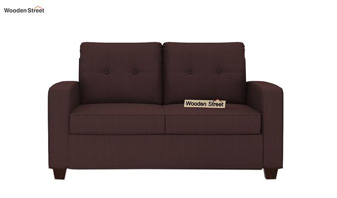 Nicolas 2 Seater Sofa (Classic Brown)-2
