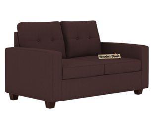 Nicolas 2 Seater Sofa (Classic Brown)