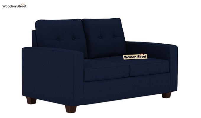 Nicolas 2 Seater Sofa (Indigo Ink)-1