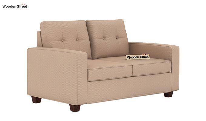 Nicolas 3+2 Fabric Sofa Set  (Irish Cream)-4