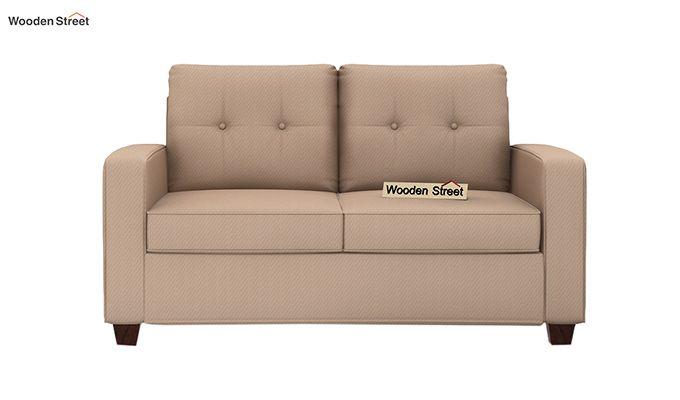 Nicolas 3+2 Fabric Sofa Set  (Irish Cream)-5