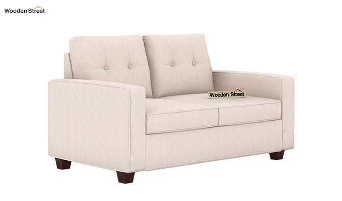Nicolas 2 Seater Sofa (Ivory Nude)-1